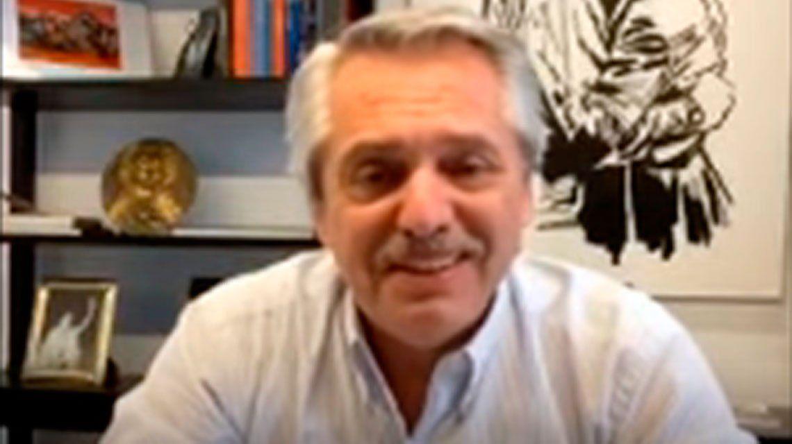 Alberto Fernández: Los resultados parecen decir que estamos dominando al virus