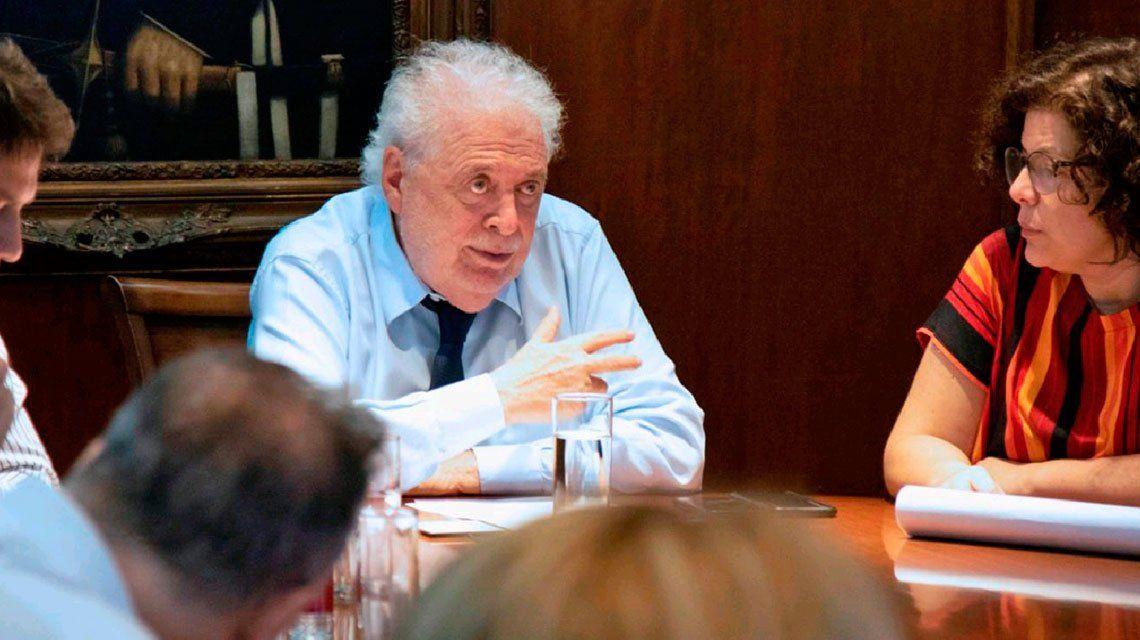 Ginés González García: Argentina reaccionó anticipadamente al coronavirus