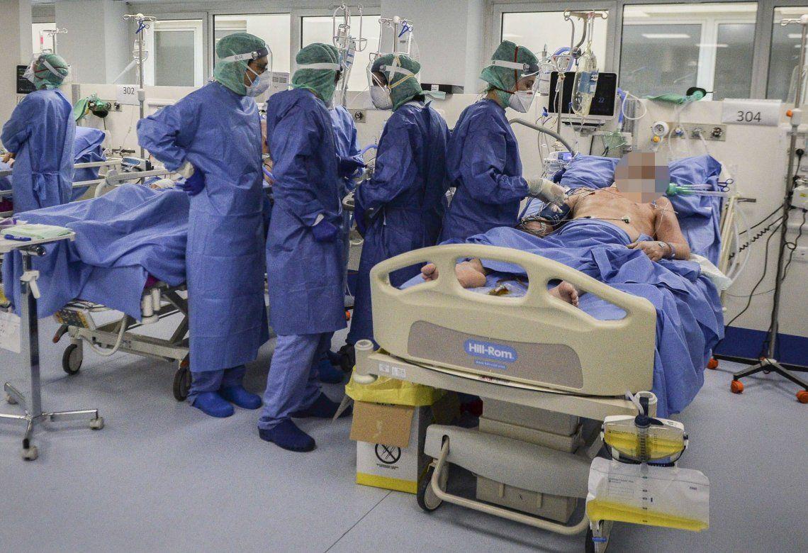 Ya son 439 los muertos por coronavirus en Argentina