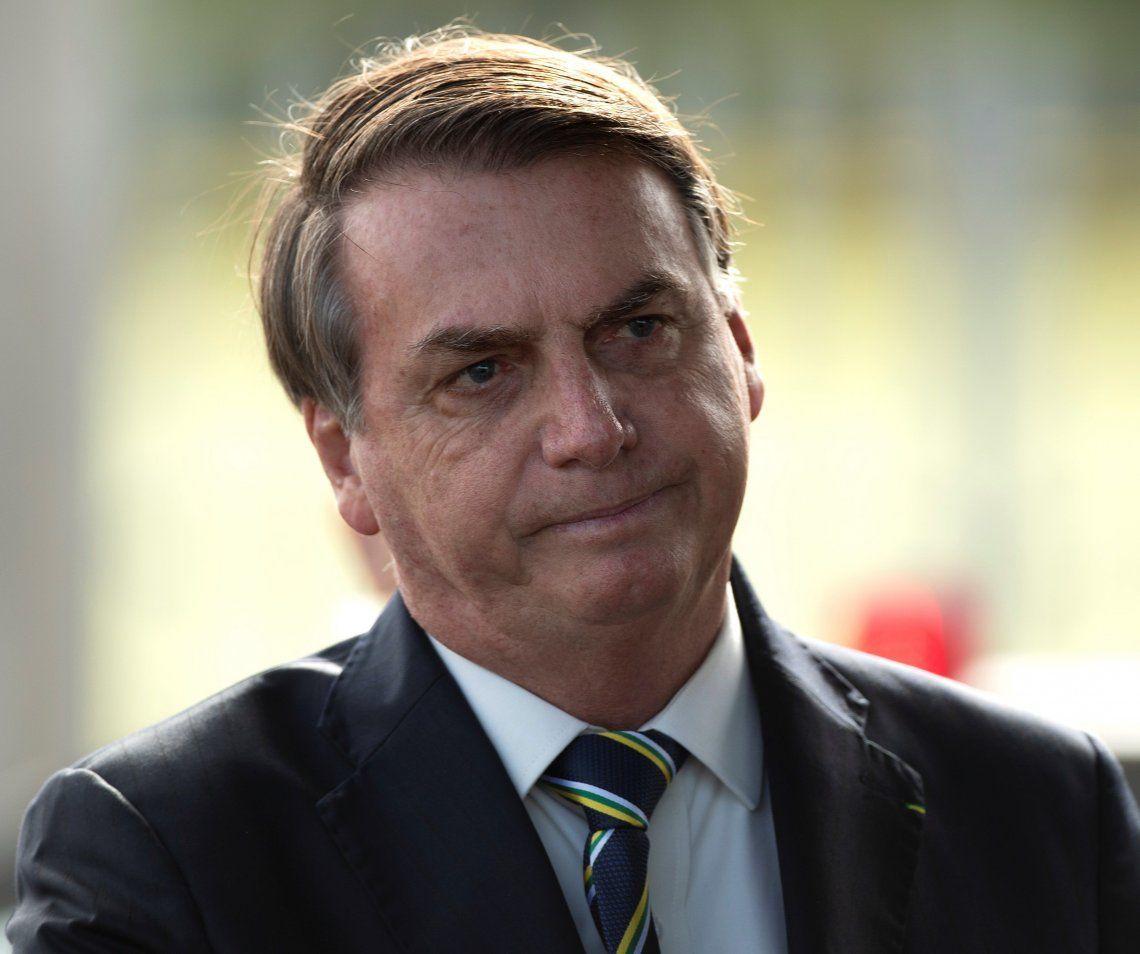 Bolsonaro se burló de la crisis de la pandemia y generó una nueva polémica