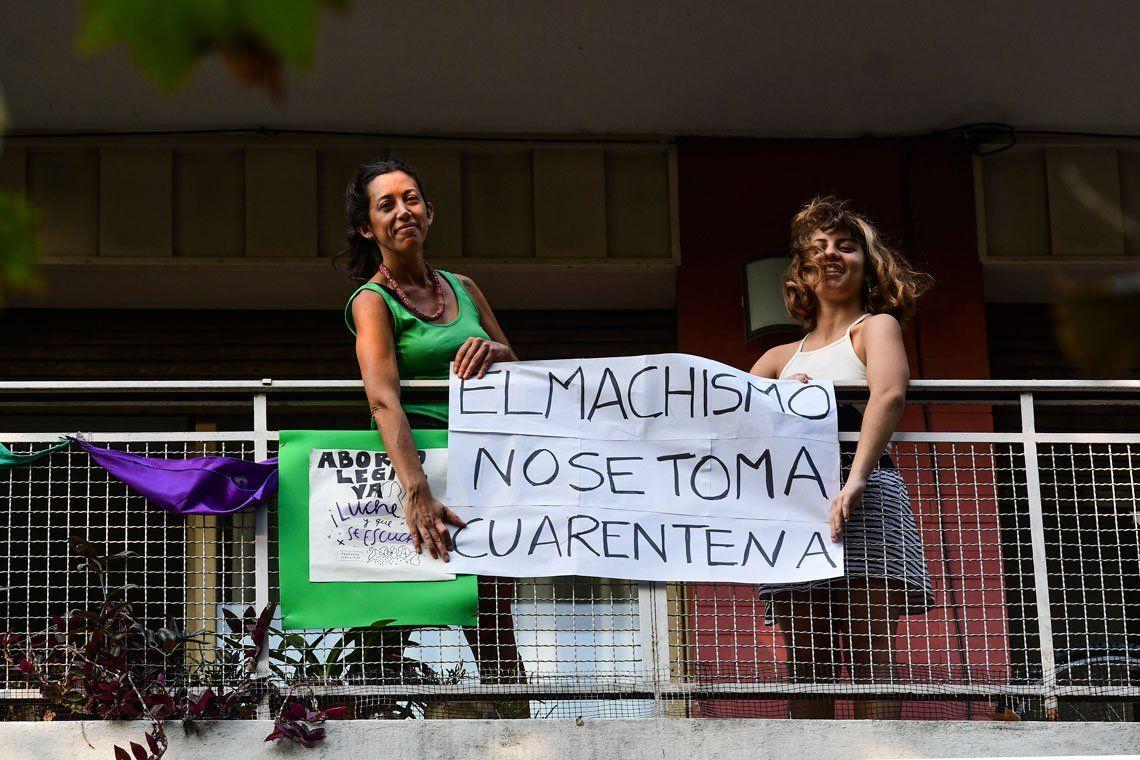 En fotos: ruidazo contra los femicidios y la violencia de género