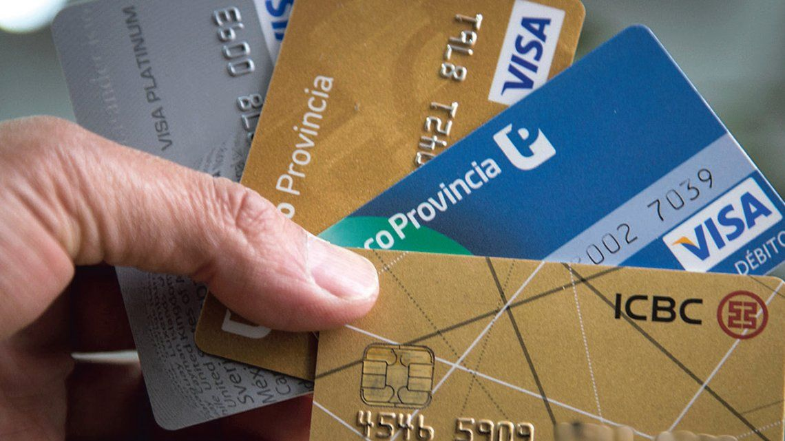Postergan el plazo para pagar la tarjeta de crédito