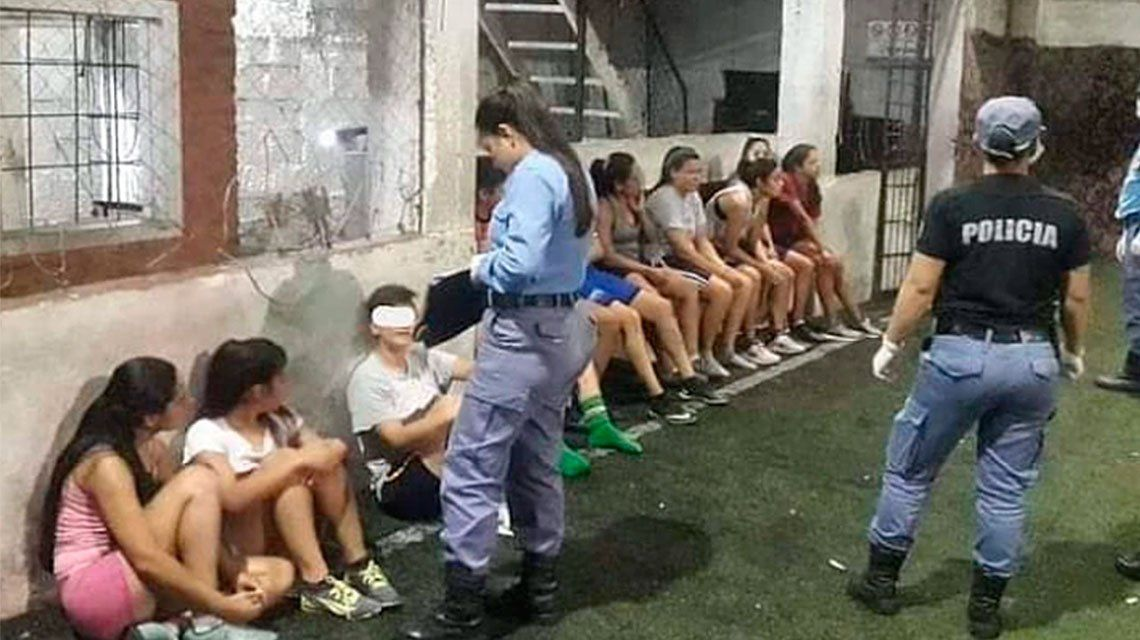 Chaco: detuvieron a 11 mujeres por violar la cuarentena para ir a jugar al fútbol