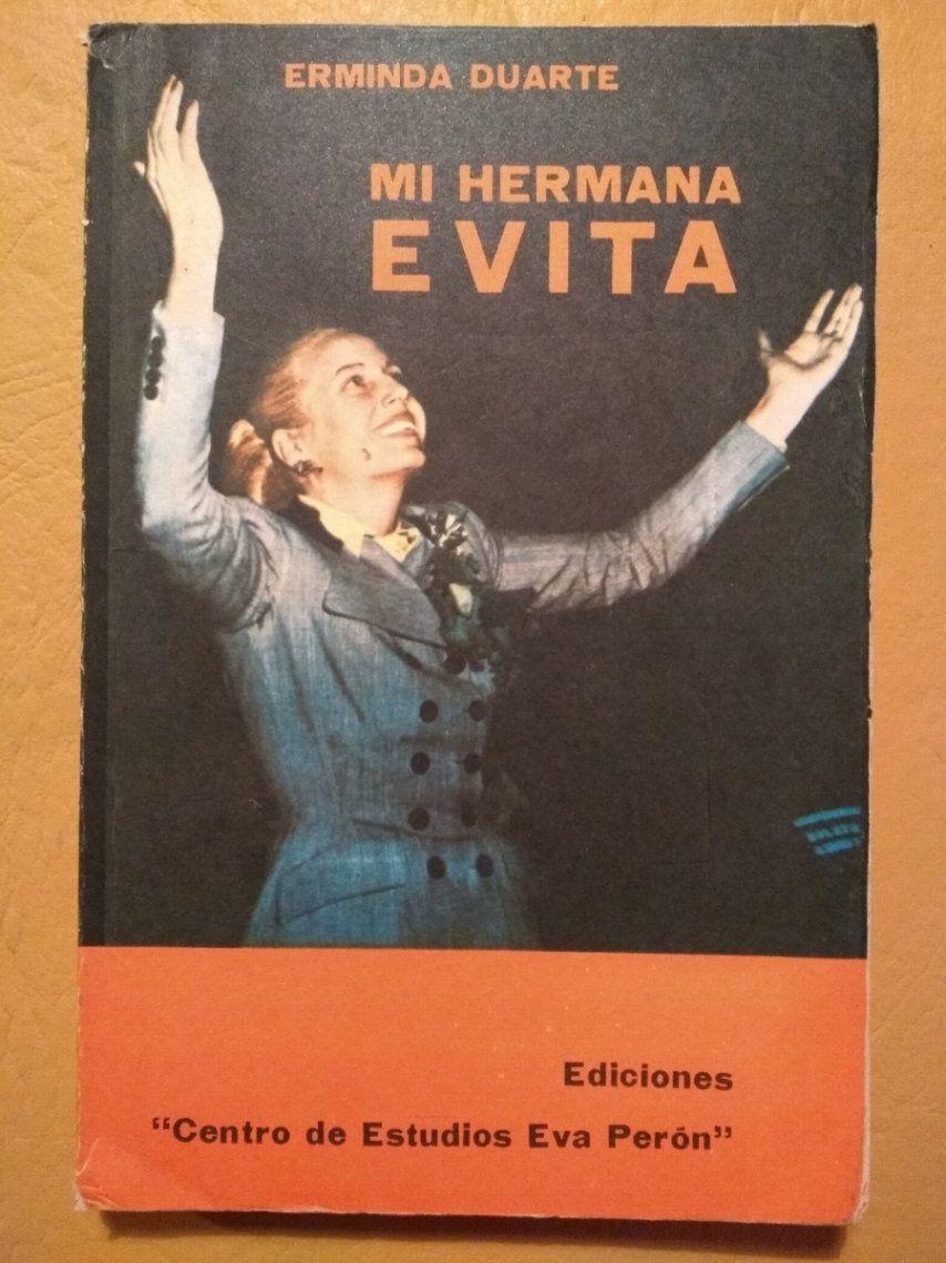Cinco libros para leer sobre Evita Perón a 101 años de su nacimiento