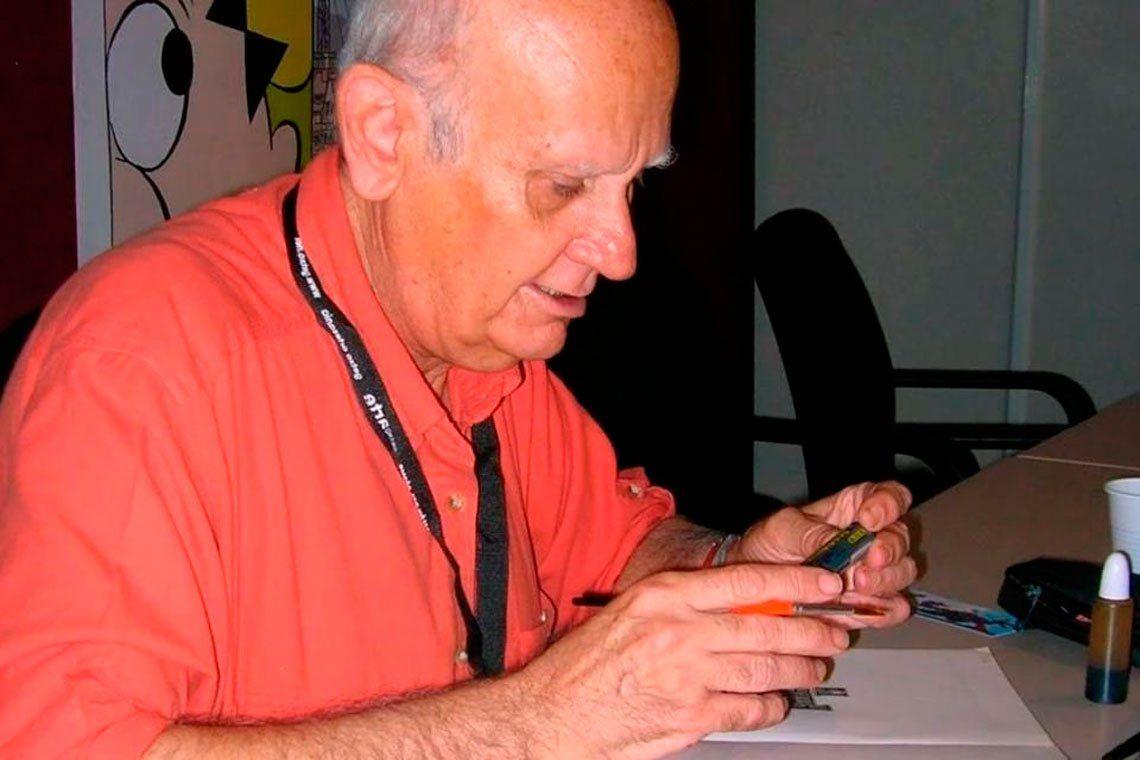 El dibujante Juan Giménez, leyenda del comic argentino, murió de coronavirus