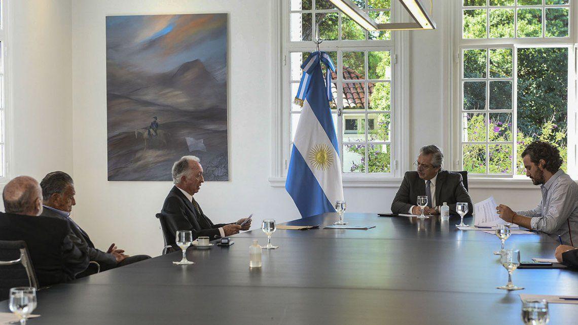 La Cámara Argentina de Comercio y Servicios le pidió a Alberto Fernández un aislamiento selectivo para reactivar al sector