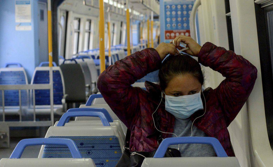 Piden reducir el uso del transporte público
