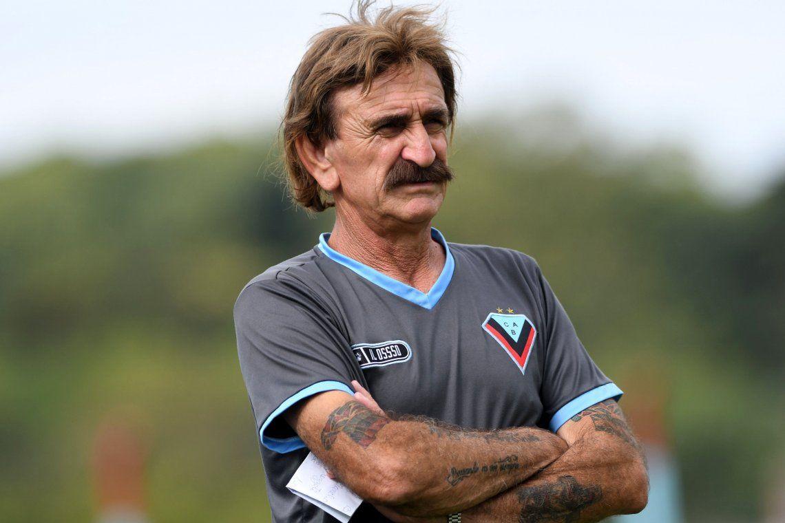 Pablo Vicó, el entrenador de Brown de Adrogué que cumple con mucha tristeza la cuarentena por el Coronavirus dentro del club