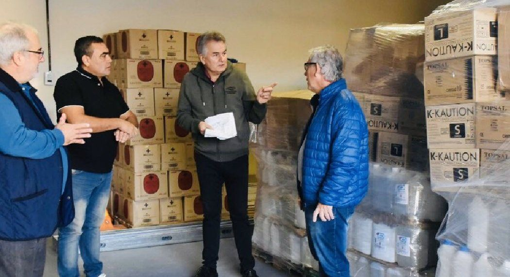 Coronavirus en Argentina: Lautaro Martínez hizo una importante donación a los hospitales de Bahía Blanca, su ciudad natal