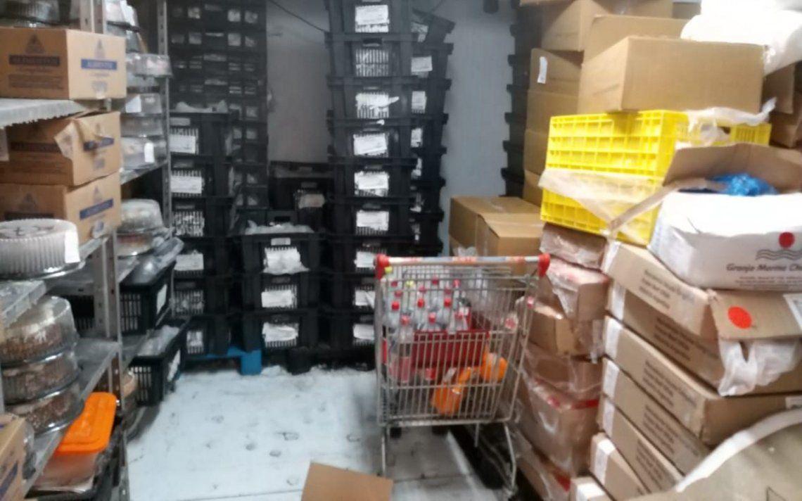 Se constató que varios productos excedían los topes máximos de precios.