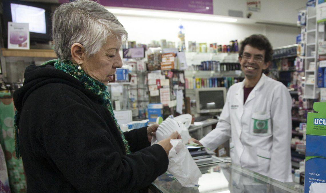 Aconsejan comprarlos exclusivamente en farmacias y negocios autorizados.