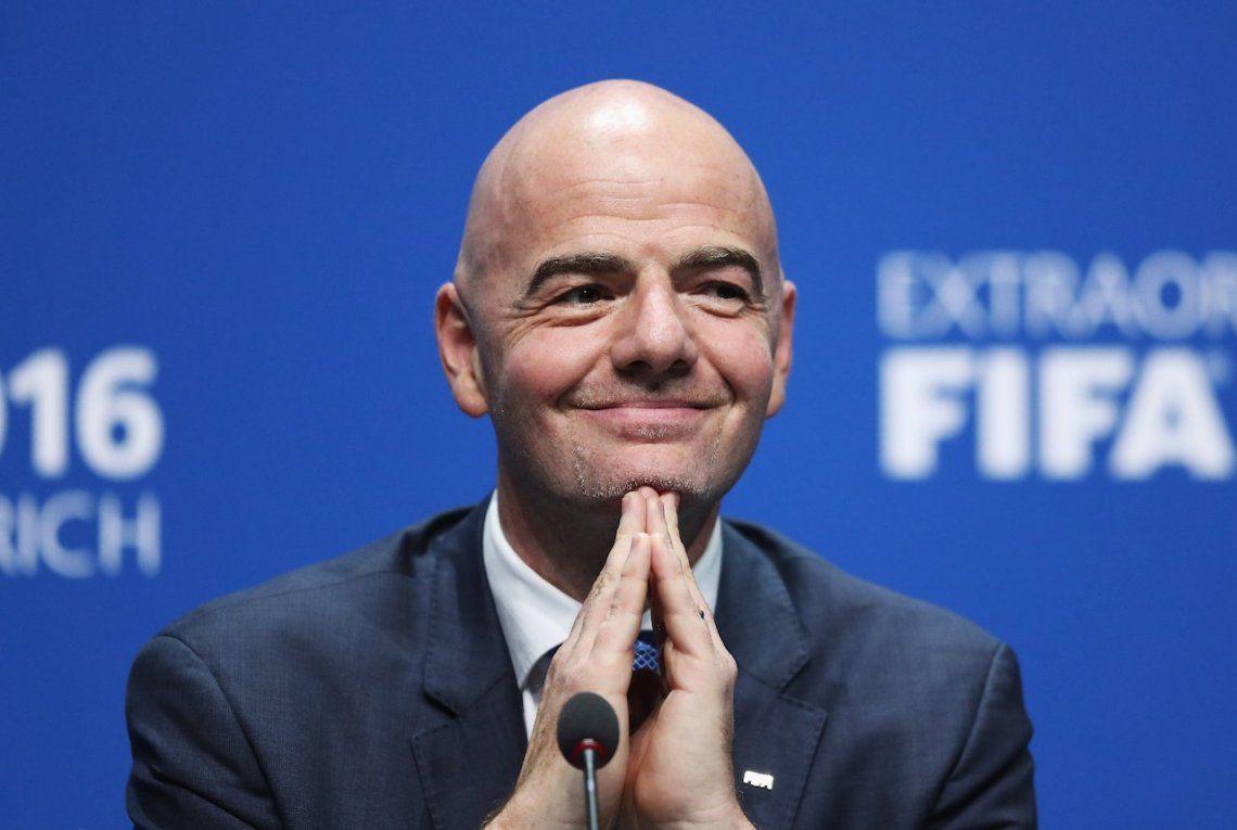 Opinión | La FIFA cambia de hombres para no cambiar nada