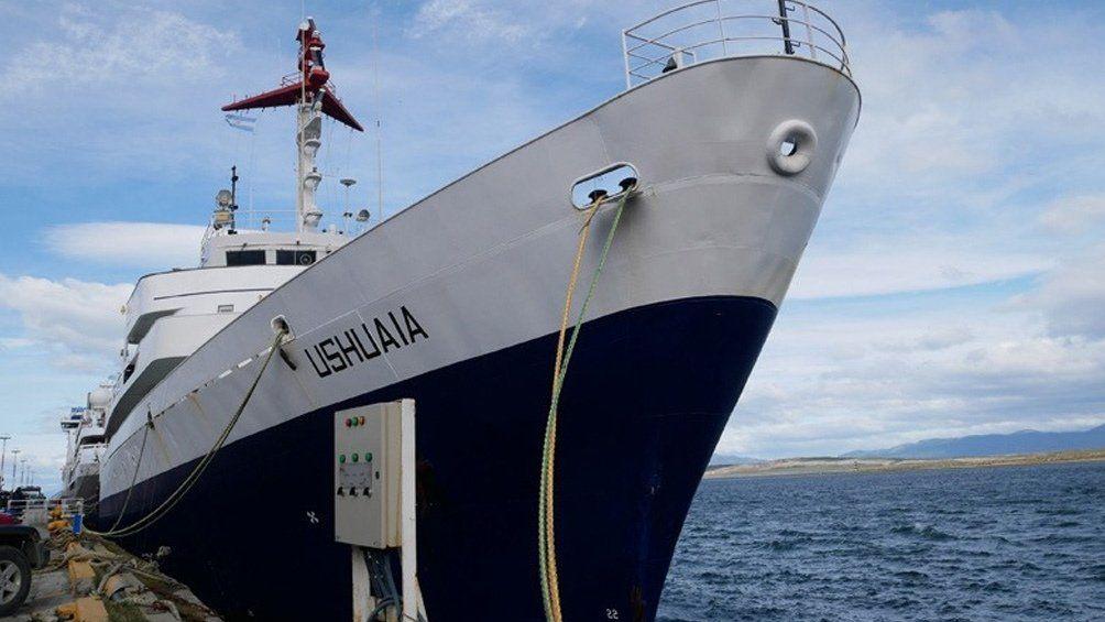 Mar del Plata: autorizan el ingreso de un crucero al puerto y el desembarco de sus tripulantes