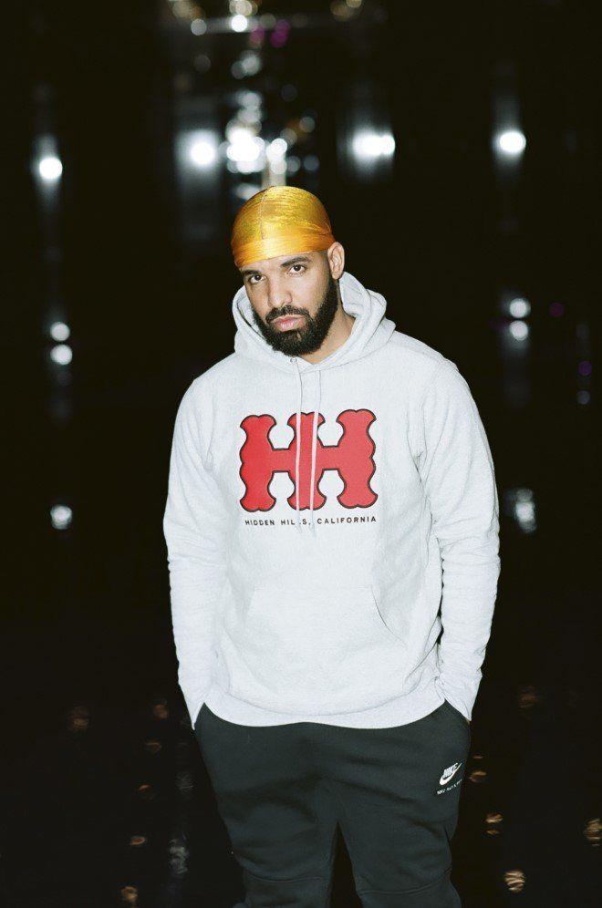 Drake presentó su nuevo hit, Toosie Slide