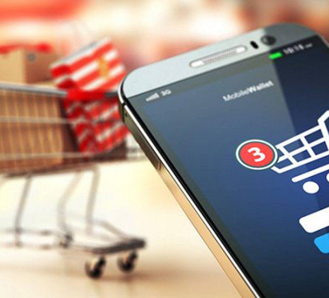 Revelan un fuerte aumento de las compras online