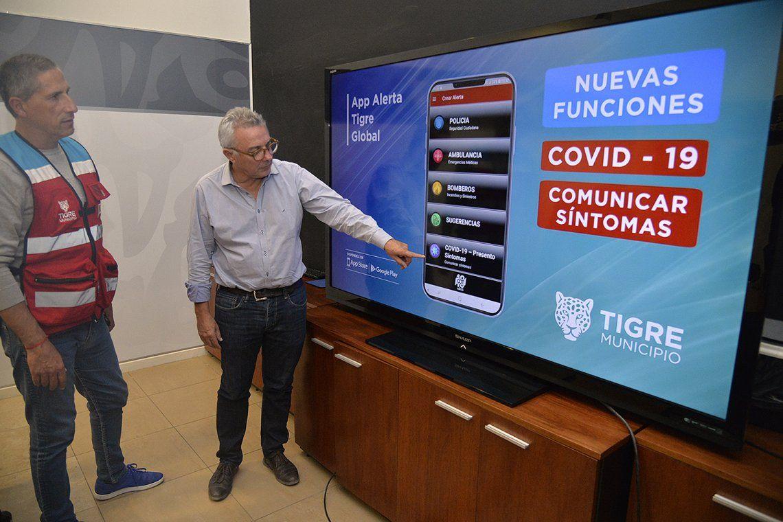 Alerta Tigre Global suma consultas sobre coronavirus