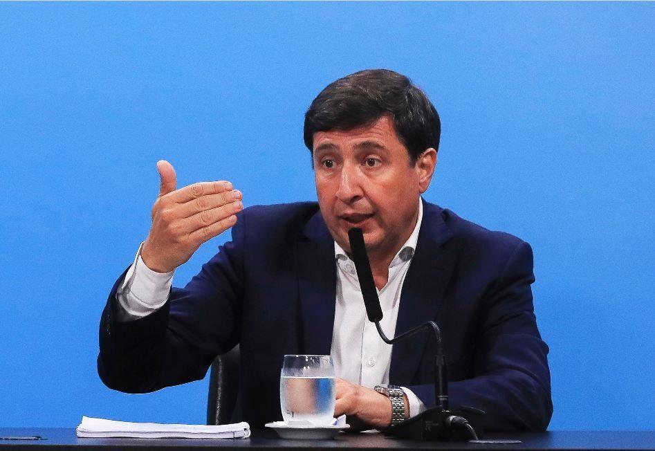 El ministro de Desarrollo Social