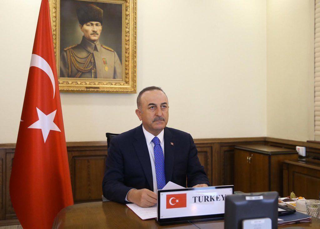 Ministro turco llamó a dejar atrás los conflictos y luchar por la salud
