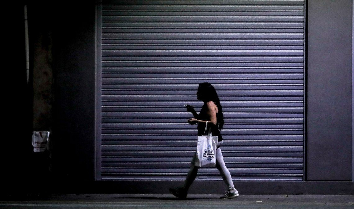 Cuarentena en la Ciudad de Buenos Aires: unos 10.000 comercios volvieron a cerrar sus puertas