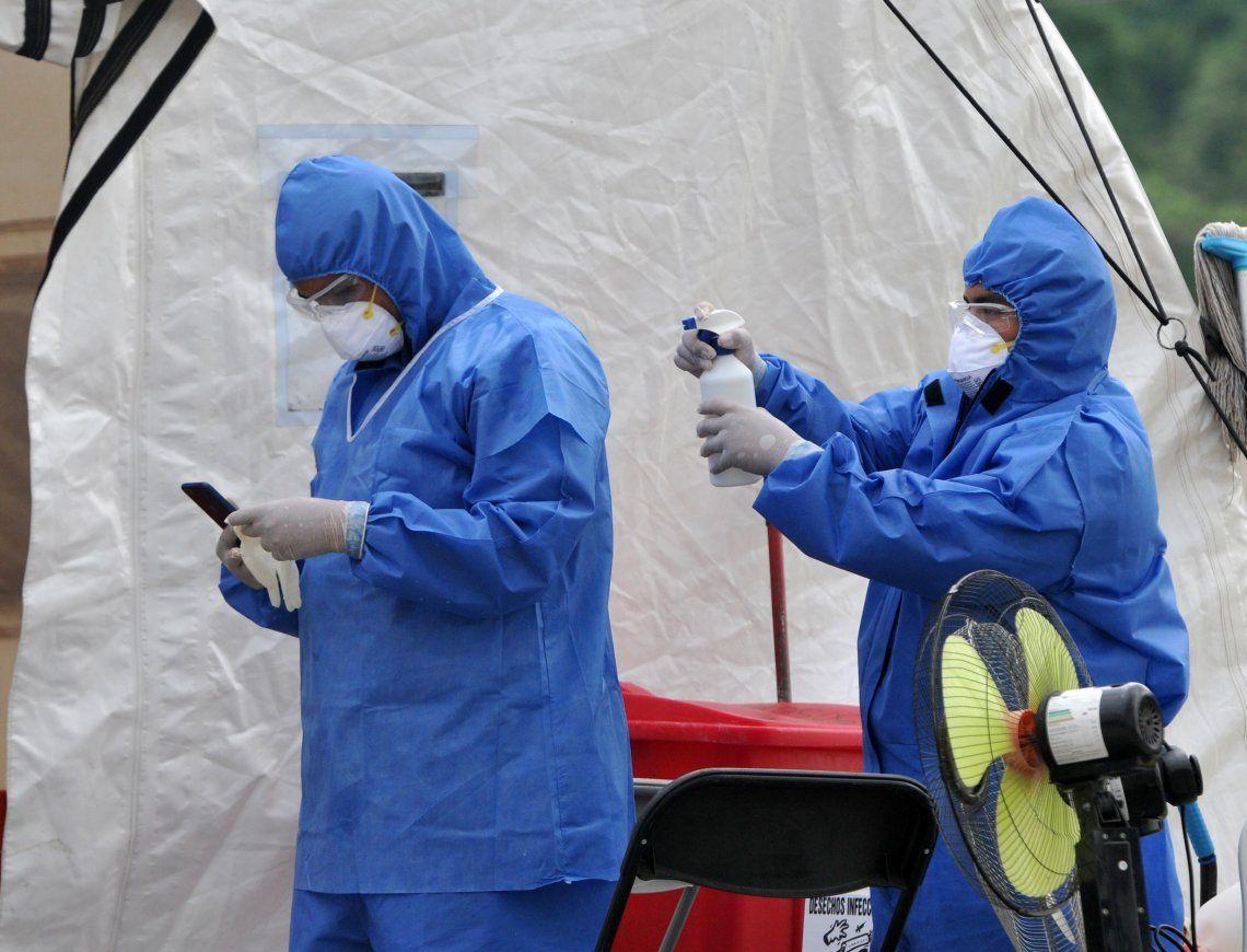 La OMS, contundente: la mayor parte de la población podría contraer coronavirus