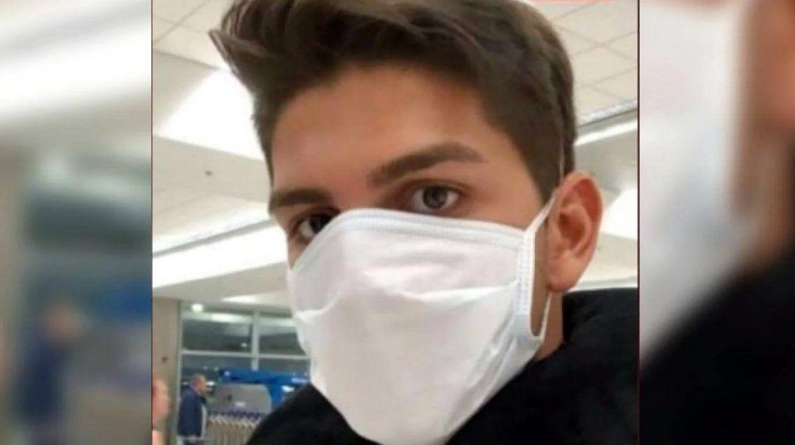El joven que contagió coronavirus en una fiesta de 15 se negó a declarar