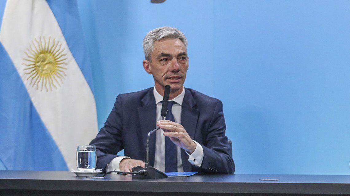 El ministro de Transporte criticó a los empresarios por el paro: Pueden afrontar el pago de salarios