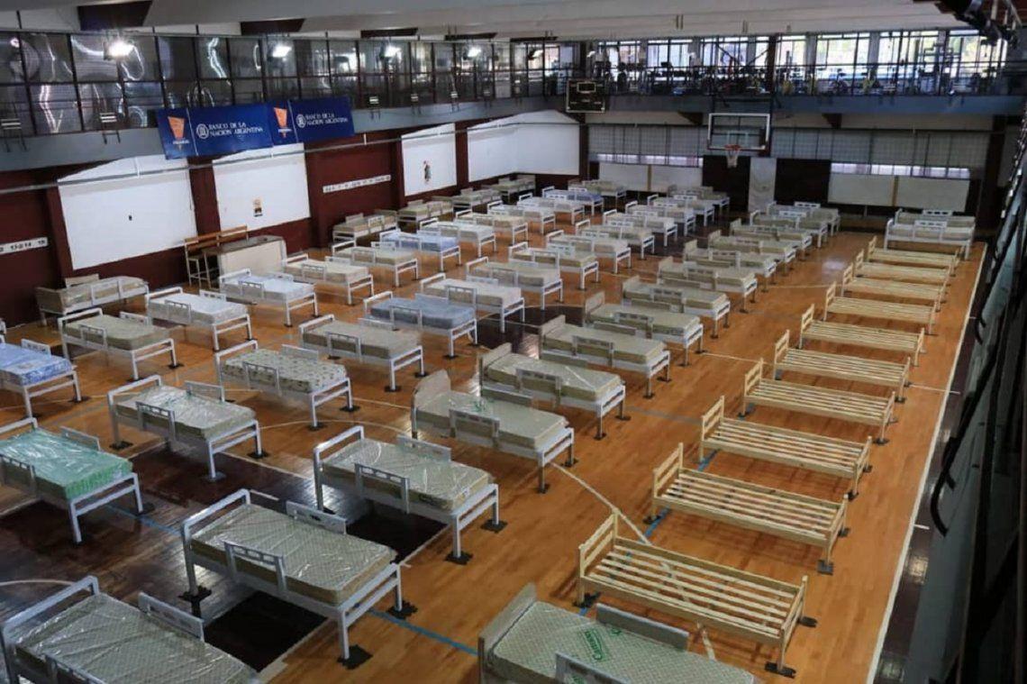 Coronavirus en Argentina: 350 clubes del país preparan sus instalaciones para ayudar al sistema sanitario