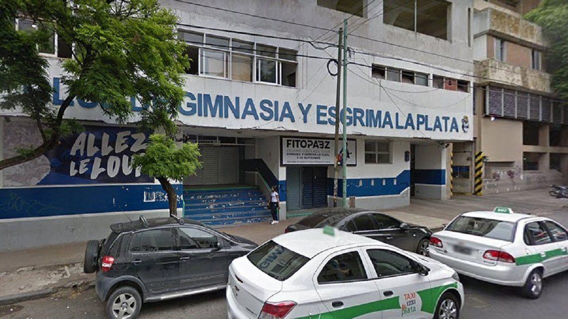 Gimnasia construye un centro de salud para enfermos leves de coronavirus