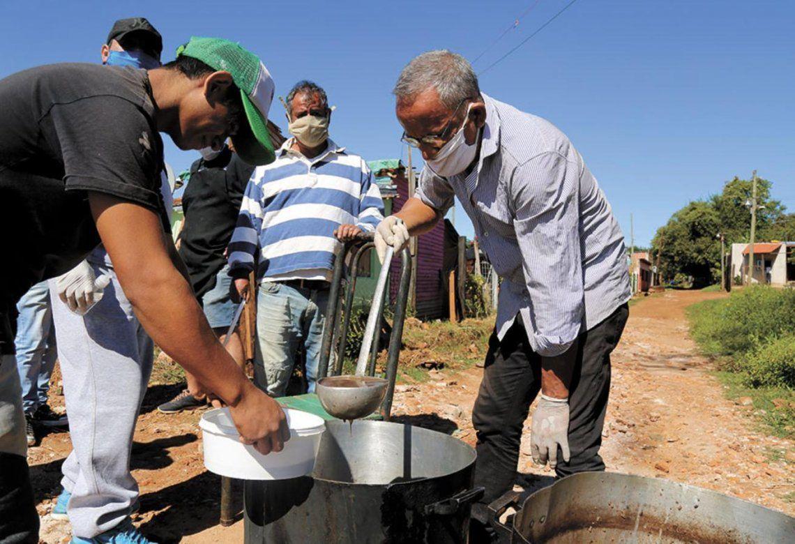 Coronavirus en Argentina: con el aislamiento se dio un brote solidario, coinciden las ONGs