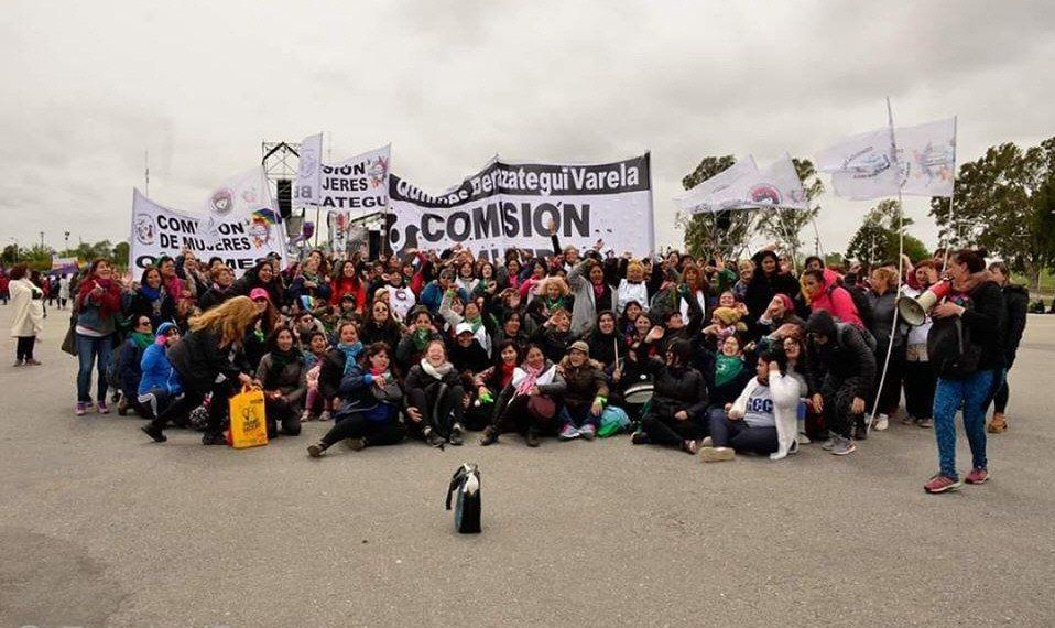 La Comisión de Mujeres venía realizando distintas actividades antes de la cuarentena.