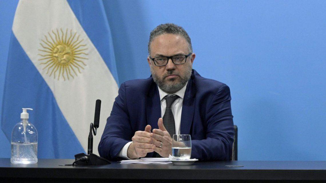 Matías Kulfas: La preocupación en el corto plazo es sostener el empleo