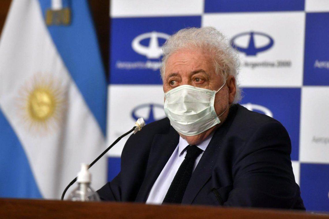 Coronavirus: el Gobierno prevé que para fines de junio podría llegar al pico máximo