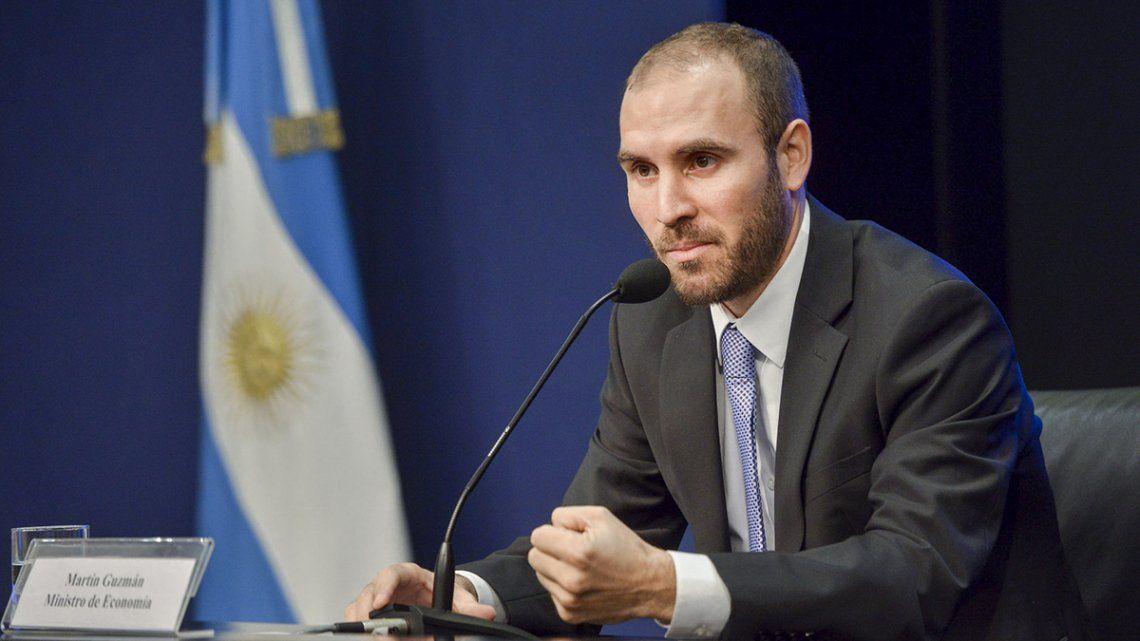 Deuda externa: Martín Guzmán advirtió a los acreedores que el Gobierno no mejorará la oferta