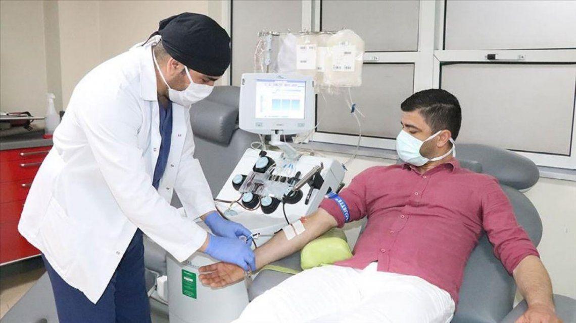 Coronavirus: pacientes recuperados podrán donar plasma en seis centros de salud