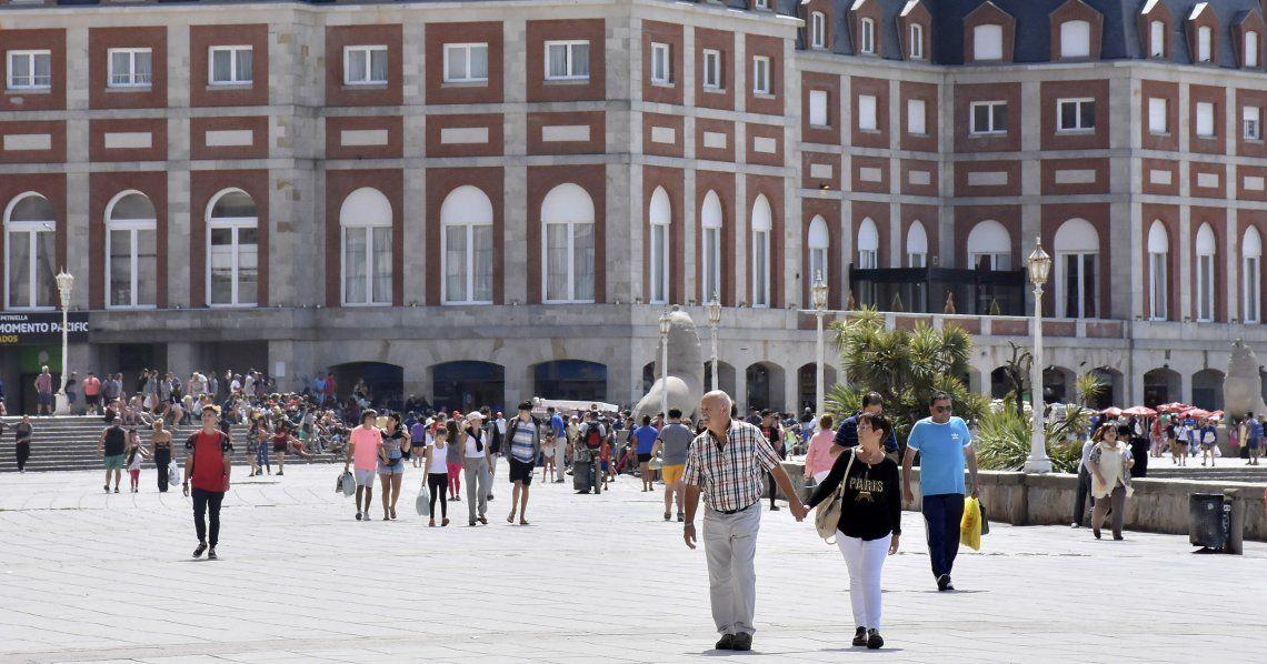 Mar del Plata suele ser uno de los centros turísticos más elegidos