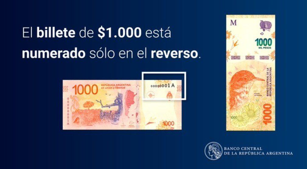 Alerta por bandas que introducen billetes falsos en el mercado