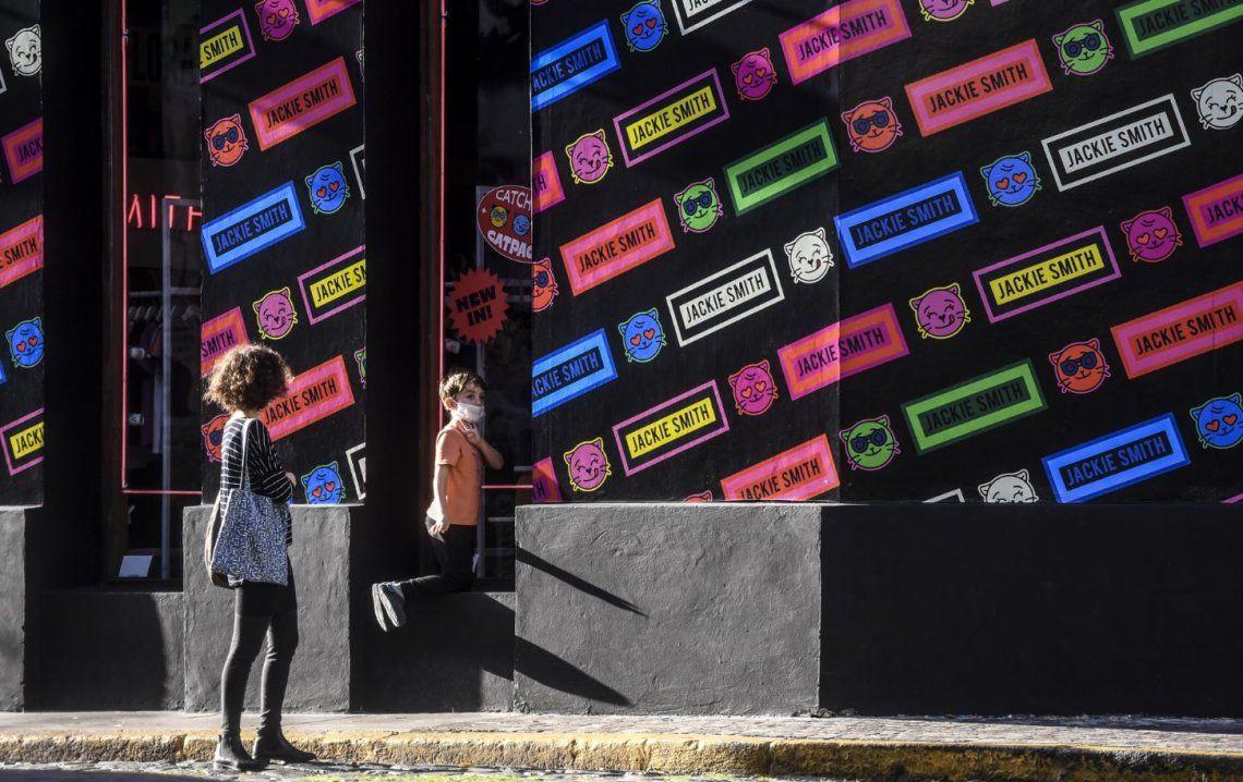 No se puede salir en Capital y grandes conglomerados de Buenos Aires, Córdoba y Santa Fe