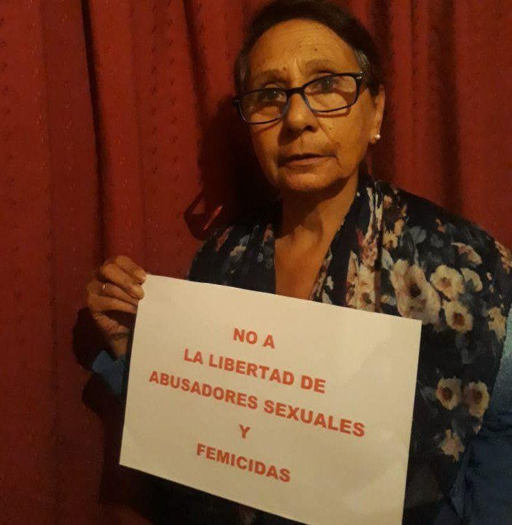 Familiares de víctimas contra excarcelaciones de presos