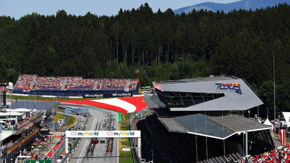 A pesar del Covid-19, la Fórmula 1 puso fecha de vuelta: 5 de julio en Austria
