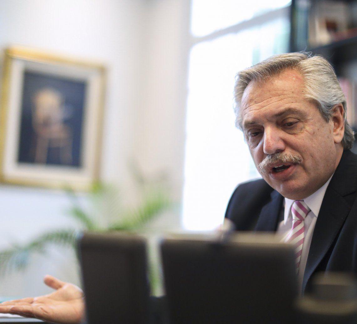 Fernández anunciará la extensión del aislamiento hasta el 24 de mayo