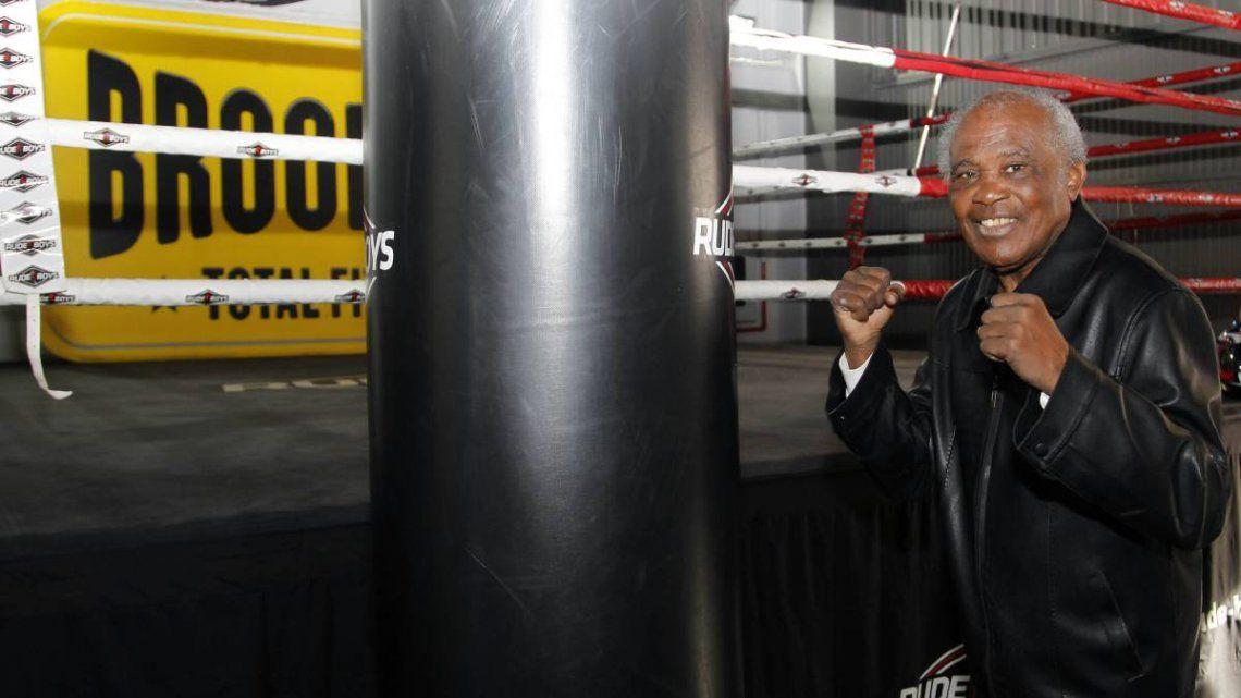 El veterano campeón de boxeo que derrotó al coronavirus