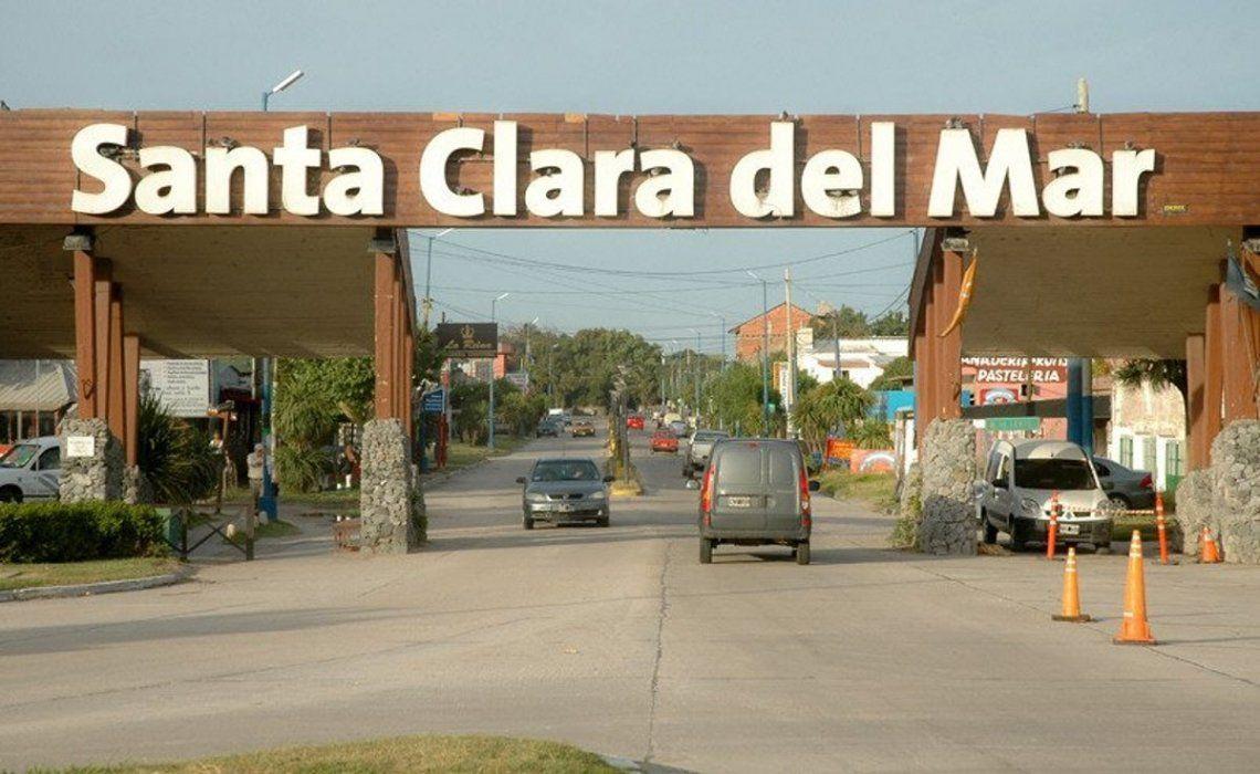 Santa Clara del Mar | Detuvieron a un conductor que violó la cuarentena y llevaba a su hija en el baúll