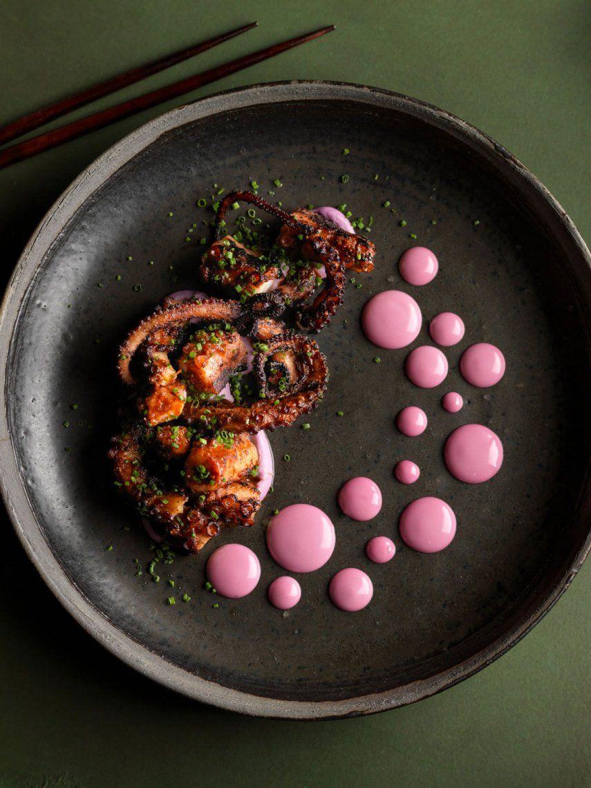 Premio estilista de alimentos |Octopus Dots