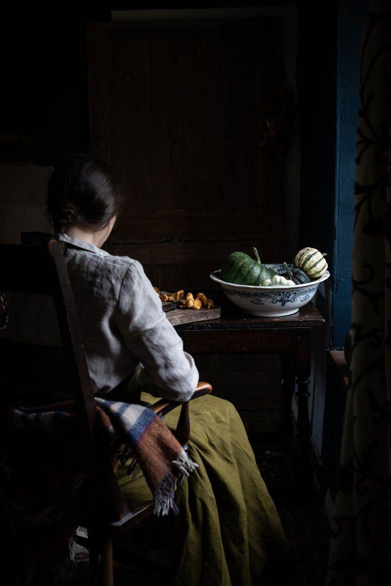 Bloggers de comida |Un plato de calabaza