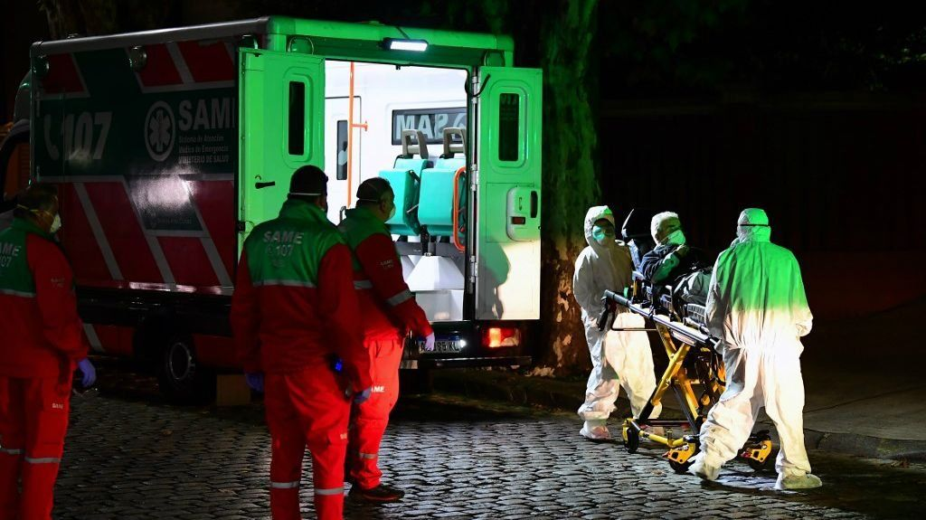 Coronavirus: ya son cuatro los muertos del geriátrico clausurado en Belgrano