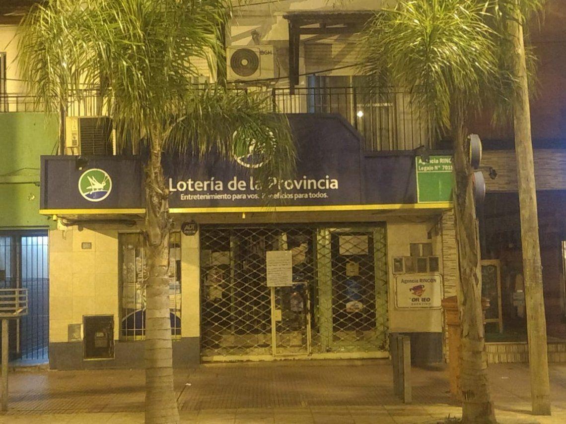 El Gobierno autorizó la apertura de las agencias de lotería en la Provincia de Buenos Aires