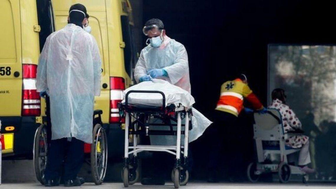 Coronavirus en Italía: bajó la cantidad de muertes diarias y hubo récord de personas curadas