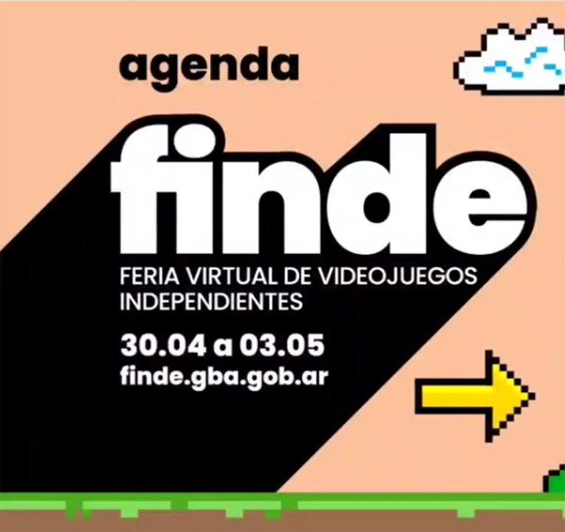 Comienza FINDE, la primera edición de la feria virtual de cultura bonaerense
