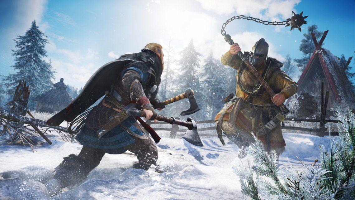 Assassins Creed Valhalla, la nueva aventura de la exitosa franquicia de Ubisoft, saldrá a la venta a fin de año