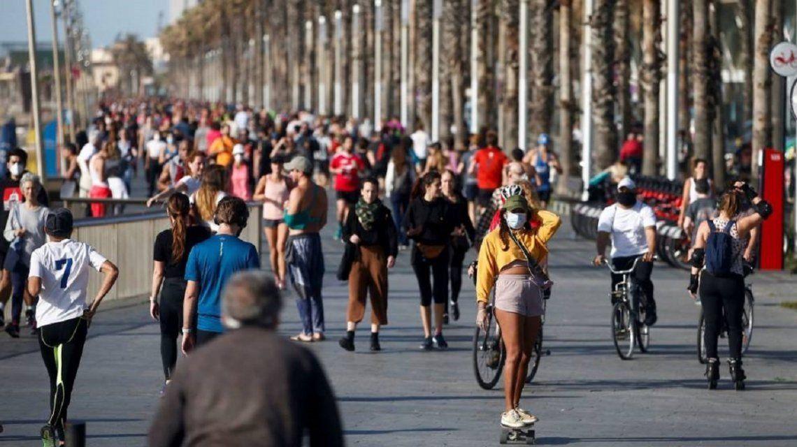 España permitirá el ingreso de turistas extranjeros en julio
